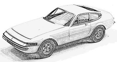 Ferrari Daytona (1968-74)