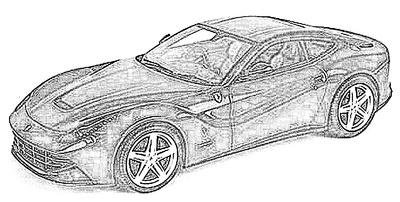 Ferrari F12 (2012-17)