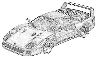 Ferrari F40 (1987-92)