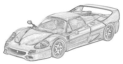 Ferrari F50 (1995-97)