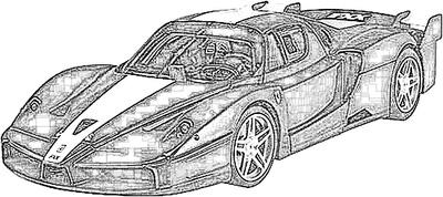 Ferrari FXX (2004)