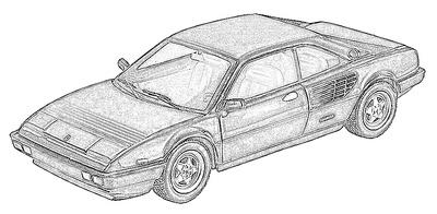 Ferrari Mondial (1980-93)