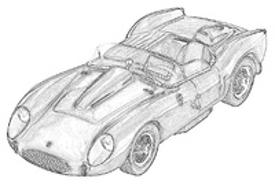 Ferrari Testa Rossa (1958-61)