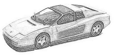 Ferrari Testarossa (1984-96)