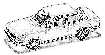 Fiat 124 Coupé (1967-75)