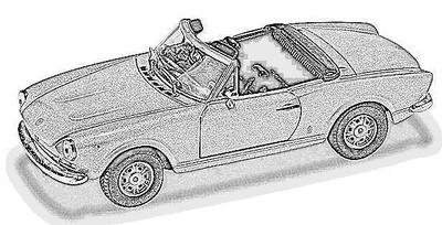 Fiat 124 Spider (1966-85)