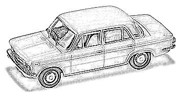 Fiat 125 (1967-82)