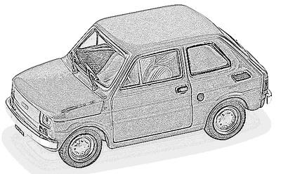 Fiat 126 (1972-80)