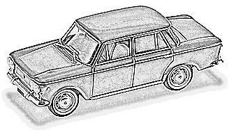 Fiat 1300/1500 (1961-67)
