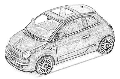 Fiat 500 Nuova (2007-hoy)