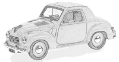 Fiat 500 Topolino (1936-55)