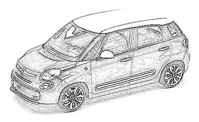 Fiat 500L (2012-)