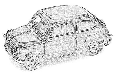 Fiat 600 (1955-69)