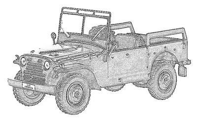 Fiat Campagnola (1951-73)