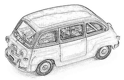 Fiat Multipla (1956-hoy)
