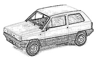 Fiat Panda (1980-hoy)