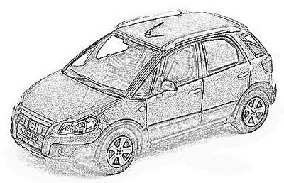 Fiat Sedici (2006-Hoy)