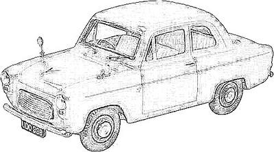 Ford Anglia (1939-67)