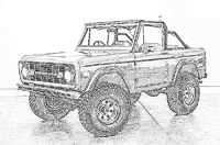 Ford Bronco (1966-96)