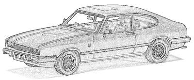 Ford Capri (1969-86)