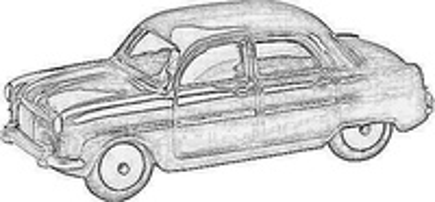 Ford Consul (1951-75)