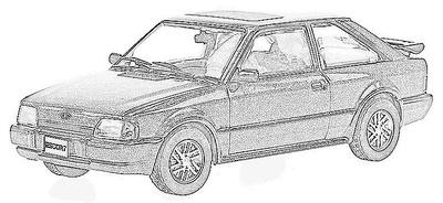 Ford Escort (1968-99)