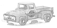 Ford F-100 (1948-82)