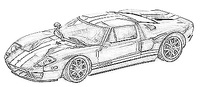 Ford GT (2003-06)