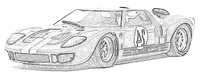 Ford GT40 (1965-68)