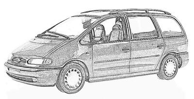 Ford Galaxy (1991-)