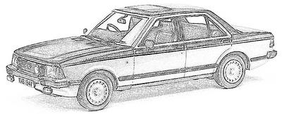 Ford Granada (1972-94)