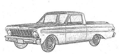 Ford Ranchero (1957-79)