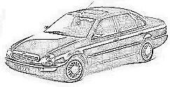 Ford Scorpio (1985-97)