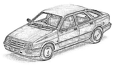 Ford Sierra (1982-93)