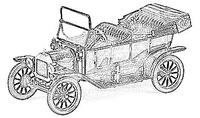 Ford T (1908-27)