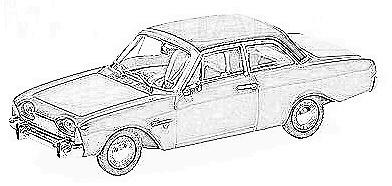 Ford Taunus (1939-84)