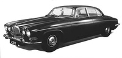 Jaguar 420 (1966-69)