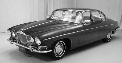 Jaguar Serie 10