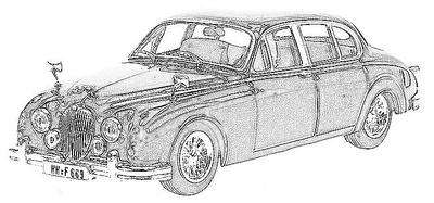 Jaguar Serie 2