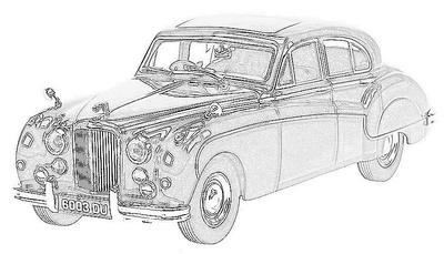 Jaguar Serie 9