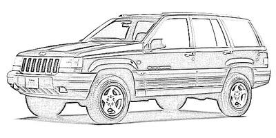 Jeep Gran Cherokee (1993-)