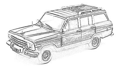 Jeep Wagoneer (1963-93)