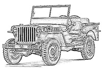 Jeep Willys (1941-45)