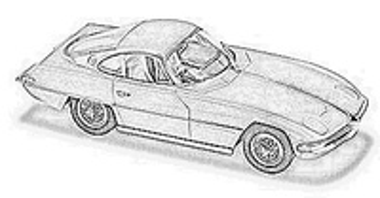 Lambo 350 GTV