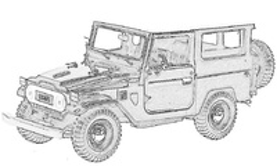 Land Cruiser 40 (1960-84)