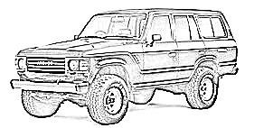 Land Cruiser J60 (1980-89)
