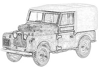 Land Rover Series (1948-85)