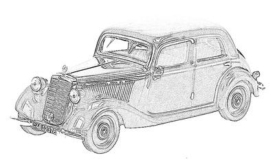 MB 170 W191-W136 (1936-52)