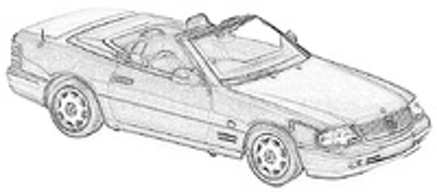 MB SL R129 (1989-02)