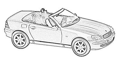 MB SLK R170 (1996-04)